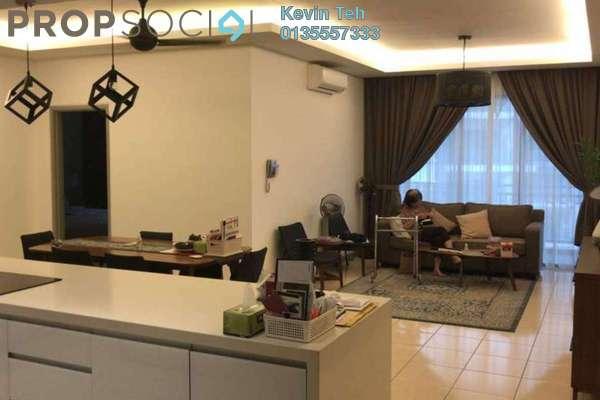 Condominium For Sale in Casa Kiara I, Mont Kiara Freehold Fully Furnished 3R/3B 900k
