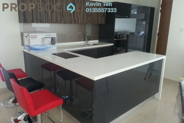 Condominium For Rent in 28 Mont Kiara, Mont Kiara Freehold Fully Furnished 4R/4B 8k