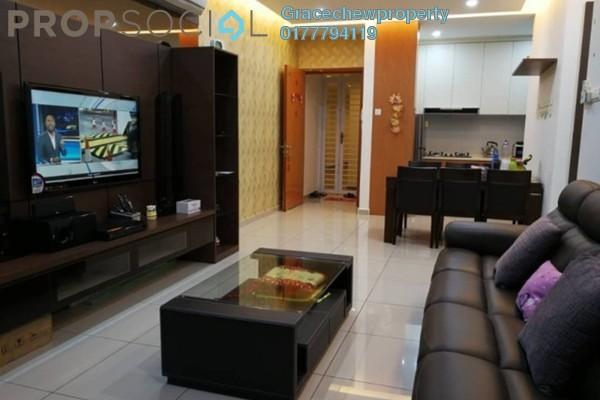 Serviced Residence For Rent in The Senai Garden, Senai Freehold Fully Furnished 3R/2B 2.38k