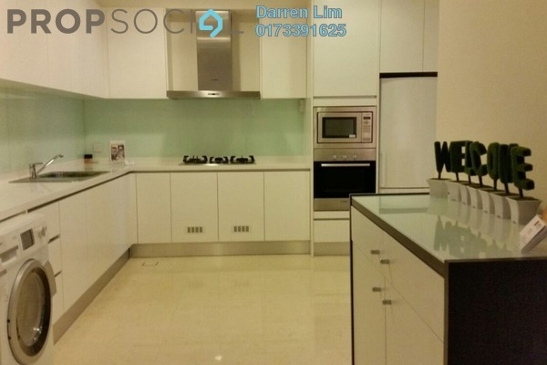 Condominium For Sale in 6 CapSquare, Dang Wangi Freehold Fully Furnished 2R/2B 1.5m