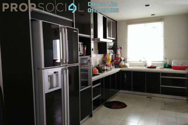 Superlink For Sale in The Oasis, Cheras South Freehold Semi Furnished 5R/6B 1.1m