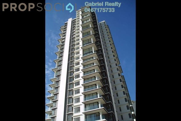 Condominium For Sale in 222 Residency, Setapak Freehold Semi Furnished 3R/2B 570k