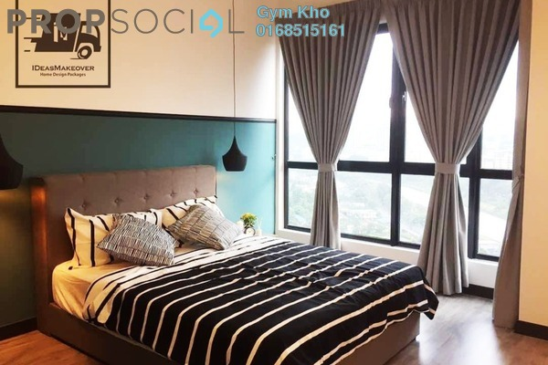 Condominium For Rent in D'Sands Residence, Old Klang Road Freehold Semi Furnished 3R/2B 1.7k