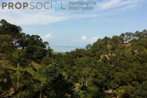 Land For Sale in Sungai Pinang, Balik Pulau Freehold Unfurnished 0R/0B 5.4m