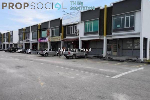 Shop For Sale in Carnation Villa, Bukit Minyak Freehold Unfurnished 0R/0B 750k