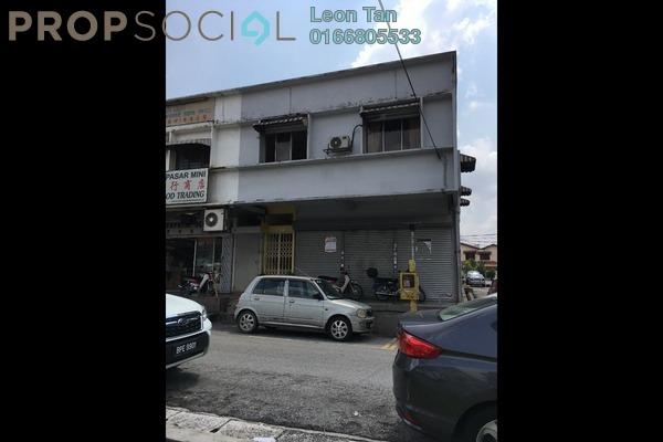 Shop For Rent in Taman Paramount, Petaling Jaya Freehold Semi Furnished 0R/0B 4k