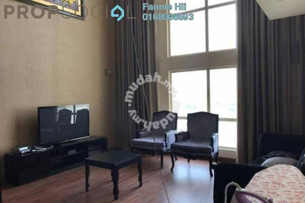 Condominium For Rent in East Lake Residence, Seri Kembangan Freehold Fully Furnished 4R/4B 3.5k