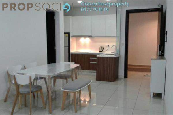 Serviced Residence For Rent in Setia Sky 88, Johor Bahru Freehold Fully Furnished 2R/1B 2.58k