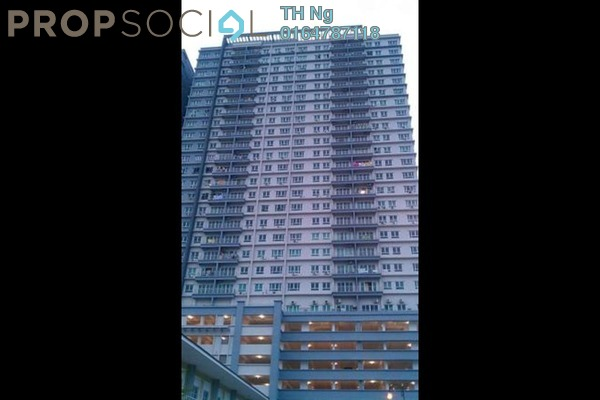 Condominium For Sale in 1-World, Bayan Baru Freehold Fully Furnished 3R/2B 520k