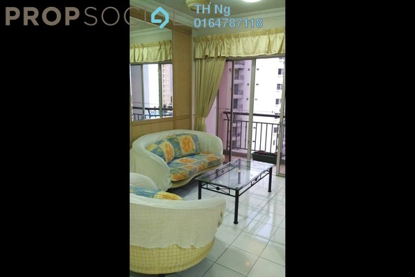 Condominium For Sale in Villa Emas, Bayan Indah Freehold Fully Furnished 3R/2B 420k