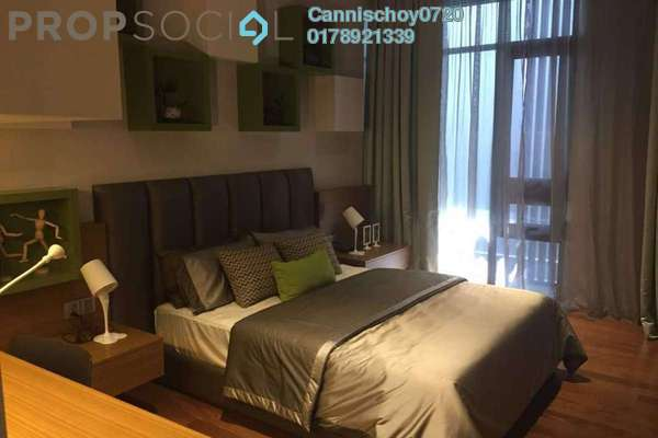 Serviced Residence For Sale in Anggun Residences, Dang Wangi Leasehold Semi Furnished 1R/1B 1.18m