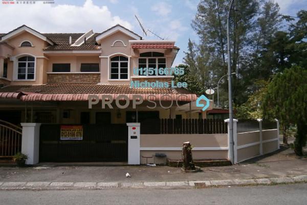 Terrace For Rent in Bandar Baru Tambun, Tambun Freehold Unfurnished 0R/0B 1.8k