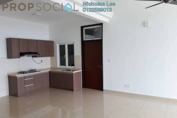 Condominium For Rent in Boulevard Serviced Apartment, Jalan Ipoh Freehold Semi Furnished 3R/2B 1.5k