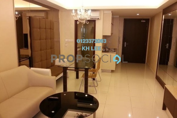 Serviced Residence For Rent in Chelsea, Sri Hartamas Freehold Fully Furnished 1R/1B 2k