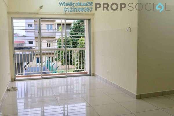 Apartment For Rent in Taman Cheras Intan, Batu 9 Cheras Freehold Unfurnished 3R/2B 1k
