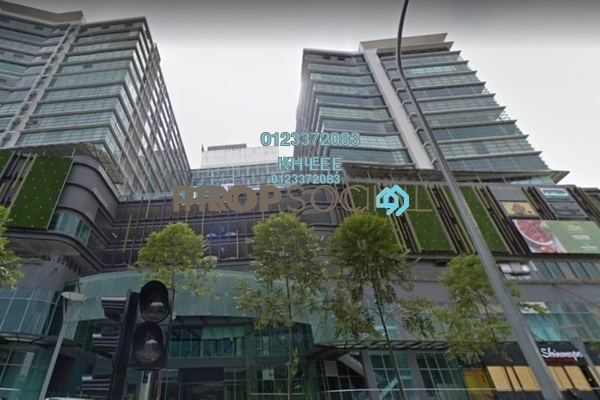 Condominium For Sale in First Subang, Subang Jaya Freehold Semi Furnished 0R/1B 390k