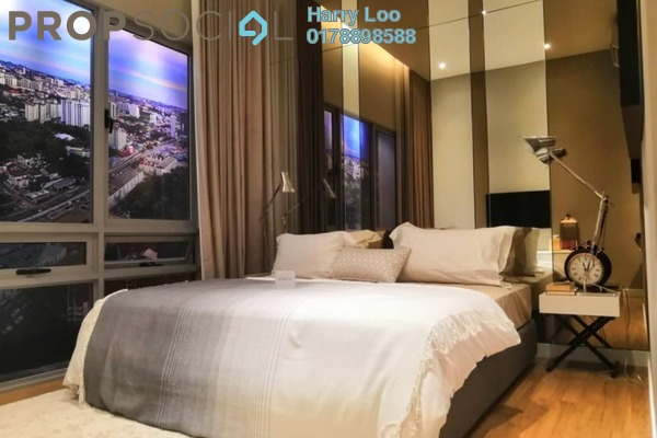 Condominium For Sale in Tria Residences @ 9 Seputeh, Old Klang Road Freehold Semi Furnished 2R/2B 620k
