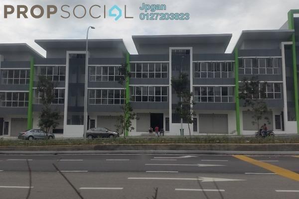 Shop For Rent in Kubica Square, Kajang Freehold Unfurnished 0R/0B 1.5k