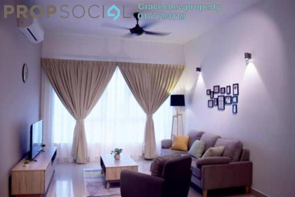 Condominium For Rent in Tropez Residences, Danga Bay Freehold Fully Furnished 2R/2B 2.2k
