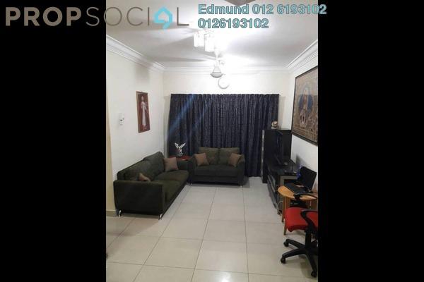 Condominium For Sale in Paramount View, Petaling Jaya Freehold Semi Furnished 3R/2B 530k
