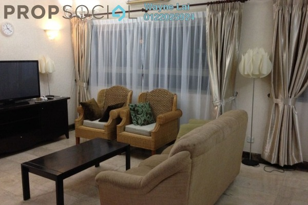 Condominium For Rent in Crown Regency, KLCC Freehold Fully Furnished 3R/2B 4.1k