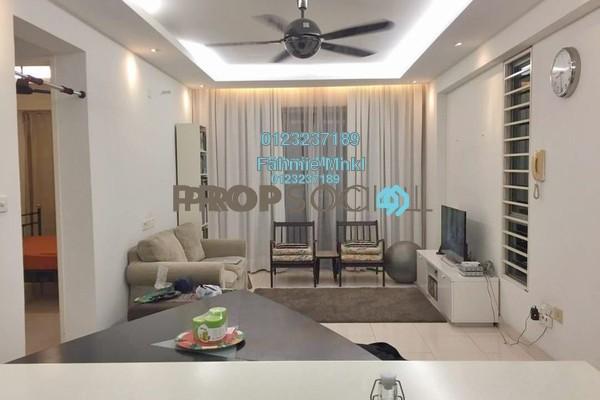 Condominium For Rent in Perdana Emerald, Damansara Perdana Freehold fully_furnished 3R/2B 2.55k