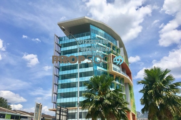 Office For Rent in Melawati Corporate Centre, Melawati Freehold unfurnished 0R/0B 6.2k