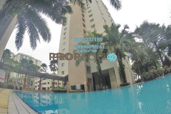 Condominium For Rent in Danau Murni, Taman Desa Freehold fully_furnished 3R/2B 1.3k