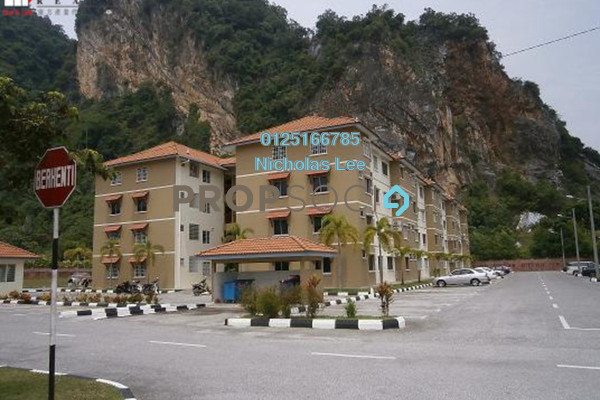 For Rent Apartment at Sunway City Ipoh, Tambun Freehold Unfurnished 0R/0B 750translationmissing:en.pricing.unit