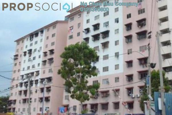 Apartment For Sale in Laksamana, Batu Caves Freehold Semi Furnished 0R/0B 88k