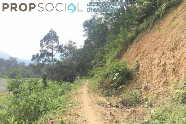 Land For Sale in Tras, Raub Freehold Semi Furnished 0R/0B 3.82m