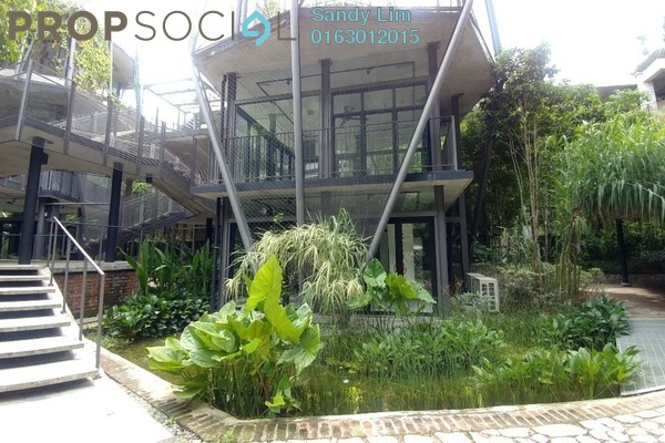 Shop For Rent in Tamarind Square, Cyberjaya Freehold Unfurnished 0R/0B 9.6k
