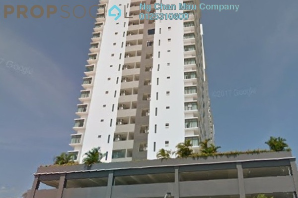 Apartment For Sale in D'Inspire Residence, Skudai Freehold Semi Furnished 0R/0B 428k