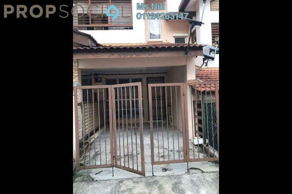Townhouse For Rent in Amansiara, Selayang Freehold Unfurnished 3R/2B 1k
