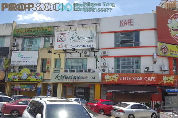 For Sale Shop at Kuchai Entrepreneurs Park, Kuchai Lama Freehold Fully Furnished 0R/4B 2.2m