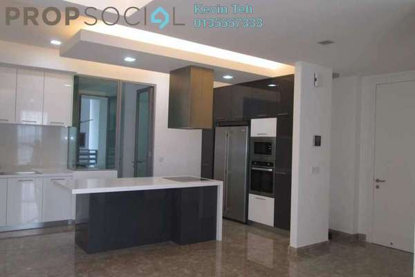 Condominium For Rent in Kiaramas Danai, Mont Kiara Freehold Semi Furnished 4R/5B 8k