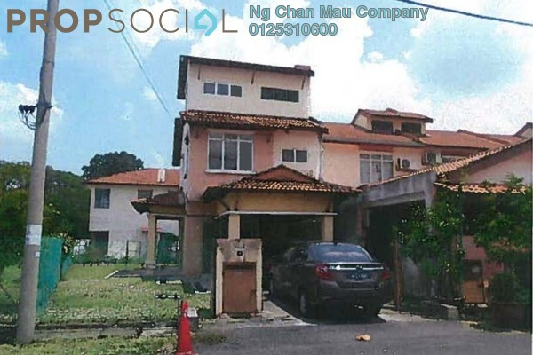 Terrace For Sale in Taman Putra Perdana, Puchong Freehold Semi Furnished 0R/0B 420k