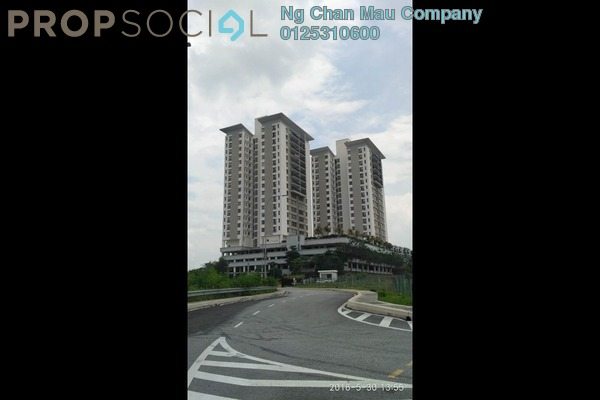 Condominium For Sale in Andana @ D'Alpinia, Puchong Freehold Semi Furnished 0R/0B 486k