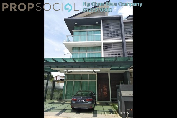 Semi-Detached For Sale in Palm Reserve, Damansara Jaya Freehold Semi Furnished 0R/0B 1.75m