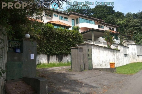 Semi-Detached For Sale in Section 5, Petaling Jaya Freehold Semi Furnished 0R/0B 9m
