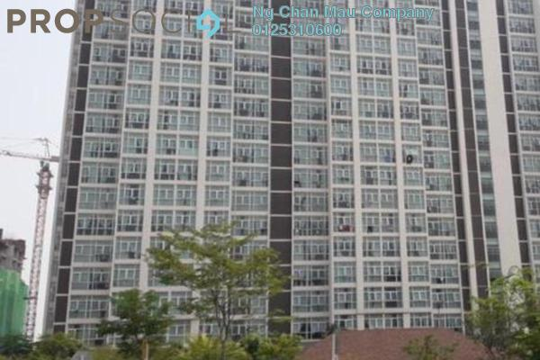 Apartment For Sale in Mutiara Ville, Cyberjaya Freehold Semi Furnished 0R/0B 290k