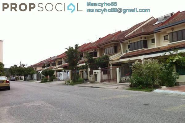 Terrace For Sale in BU7, Bandar Utama Freehold Semi Furnished 4R/3B 1.4m