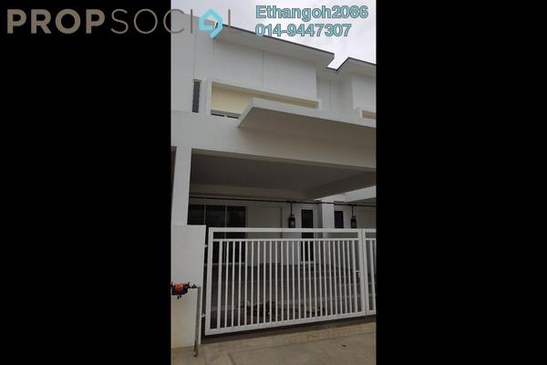 Superlink For Sale in Suriaman 3, Bandar Sri Sendayan Freehold Semi Furnished 4R/4B 540k