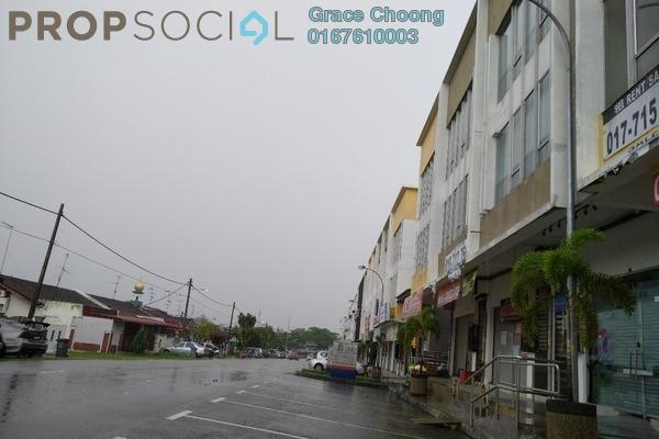 Shop For Rent in Taman Ungku Tun Aminah, Skudai Freehold Unfurnished 1R/2B 2.2k