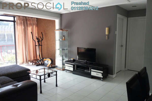 Condominium For Rent in Bangsar Puteri, Bangsar Freehold Fully Furnished 2R/1B 2.3k