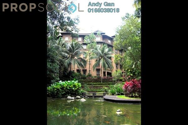 Condominium For Rent in Kampung Warisan, Setiawangsa Freehold Fully Furnished 3R/2B 4k