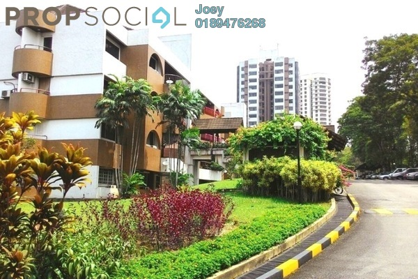Condominium For Sale in Bangsar Puteri, Bangsar Freehold Fully Furnished 2R/1B 1.1m