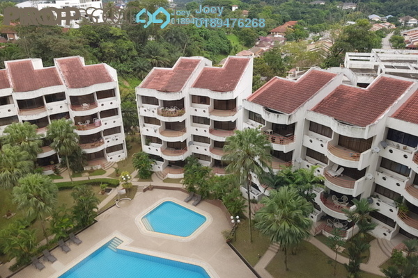 Condominium For Rent in Jamnah View, Damansara Heights Freehold Fully Furnished 1R/1B 2.5k