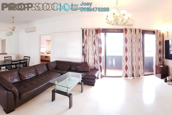 Condominium For Rent in Jamnah View, Damansara Heights Freehold Fully Furnished 3R/2B 4.5k