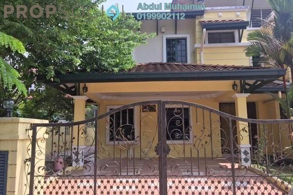 Semi-Detached For Rent in Taman Melawati, Kuala Lumpur Freehold Fully Furnished 5R/3B 4k